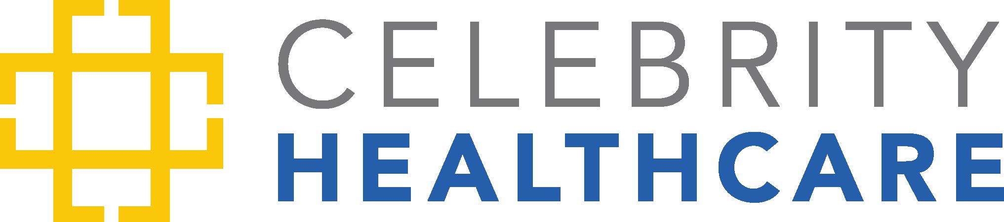 Celebrity Healthcare Logo - Alternate